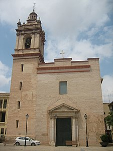 Church of the Immaculate Conception, Quart de Poblet 1.JPG