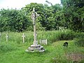 Churchyard memorial, St Peter's Church - geograph.org.uk - 461423.jpg