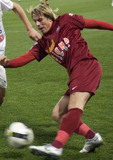 Ciprian Deac Romanian footballer
