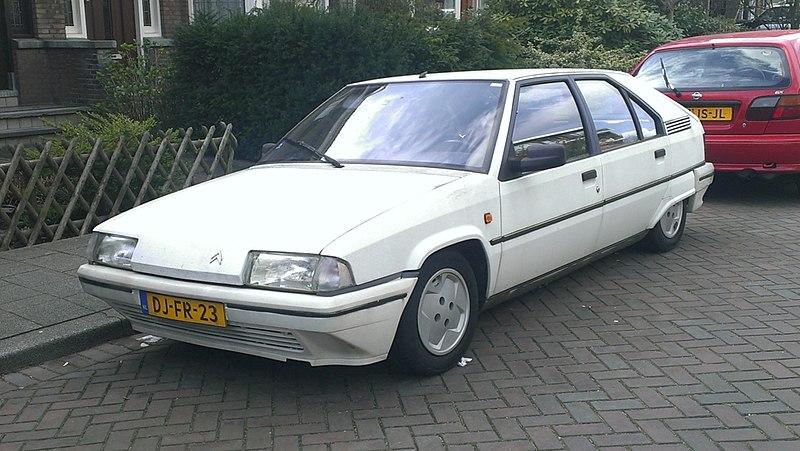 File:Citroën BX 16 TGI.jpg
