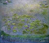 Claude Monet - Nymphéas (Waterlilies) - Google Art Project.jpg
