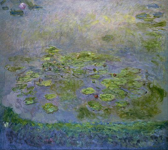 Ninfee Monet