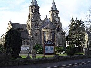 Claygate - Holy Trinity Church