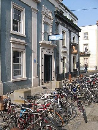 The Lido, Bristol - Image: Clifton Lido exterior