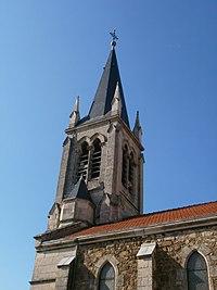 Clocher église de Saint-Alban-d'Ay.JPG