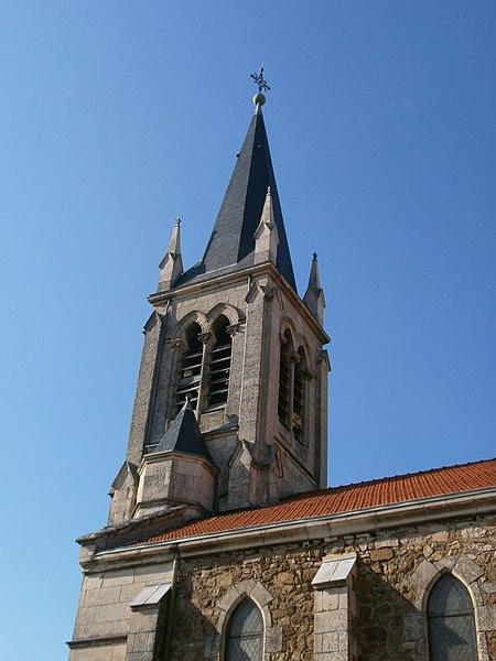 Narbonne Version 3 1: File:Clocher église De Saint-Alban-d'Ay.JPG