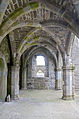 Clontuskert Priory Vaulted Rood Gallery 2009 09 16.jpg