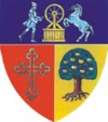 Coat of arms of Vâlcea