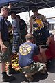 Coalition, joint dive team simulate underwater inspection RIMPAC 2014 140717-G-DE731-026.jpg