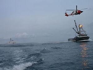 Coast Guard rescues injured fisherman 55 miles northeast of Dutch Harbor.jpg