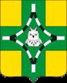 Coat of arms of tikhoretsk krasnodar krai