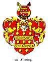 Coat of Arms of von Fleming.jpg
