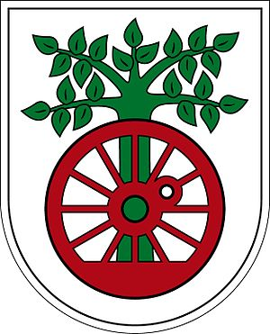 Borsigwalde - Image: Coat of arms de be Borsigwalde