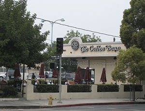 The Coffee Bean & Tea Leaf - Image: Coffee Bean Los Feliz 01