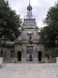Hotel de ville de Cognac