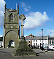 Coleford clock tower - geograph.org.uk - 743588 - edit.jpg