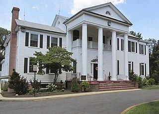 Collingwood (mansion) Historic mansion in Fort Hunt, Virginia