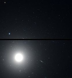Color cutout hst 9427 02 acs wfc f814w f435w sci NGC 1407.jpg