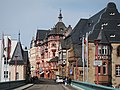 Colourful old buildings at Traben-Trarbach at 25 August 2015 - panoramio.jpg