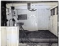 Comfort station rehabilitation, South Campground with stripped interior. ; ZION Museum and Archives Image 003 01074 ; ZION 7950 (7329680057cb4fe8ac6face13808f302).jpg