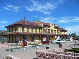 アグアスカリエンテス州: Complejo Ferrocarrilero Tres Centurias