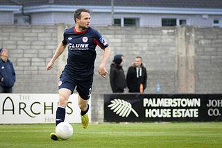 Conan Byrne Irish footballer