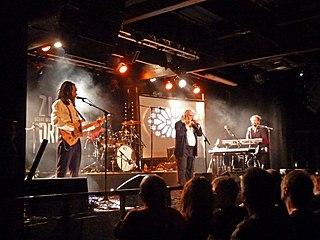 Ange French band