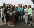 Congresswoman Pelosi joins Unveiling of the John Burton Highway.jpg