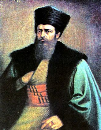 Dragoman of the Fleet - Image: Constantin Moruzi