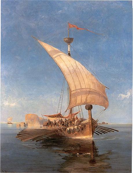 The Argo, Constantine Volanakis