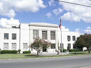Cook County Courthouse in Adel