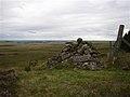 Coquet Cairn, Simonside - geograph.org.uk - 529090.jpg