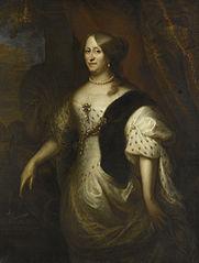 Cornelia Teding van Berkhout (1614-80). Wife of Maerten Harpertsz Tromp