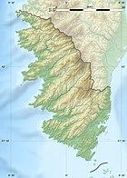 Corse-du-Sud department relief location map.jpg