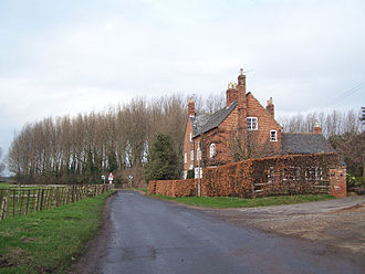 Cotes, Leicestershire - Stanford Lane, Cotes