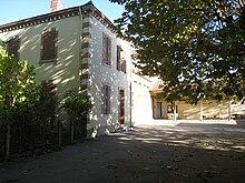 L'école maternelle de Saint-Laurent (31)