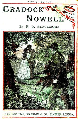 Cradock Nowell - Cover of the 1893 edition