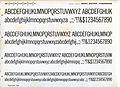 Craftsman Type News Gothic type specimen (26993511250).jpg