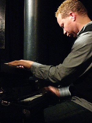 Craig Taborn (Prezens, at the Vortex (London) ...