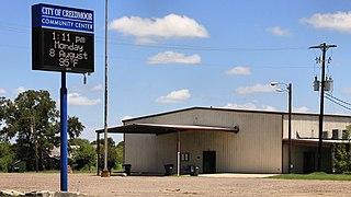 Creedmoor, Texas City in Texas, United States