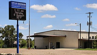Creedmoor, Texas - Creedmoor Community Center