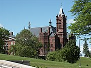 Crouse College, Syracuse University