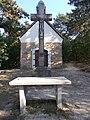 Crucifix, Calvary Chapel and table, 2020 Piliscsaba.jpg