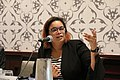 Crystal Patterson, Global Civic Partnerships Manager of Facebook, briefs OSCE PA observers, Washington, 4 Nov. 2018 (45729551941).jpg