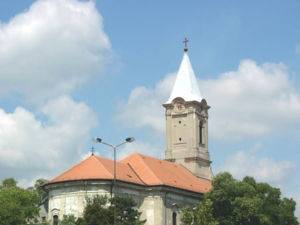 Čoka - The Holy Trinity Catholic Church