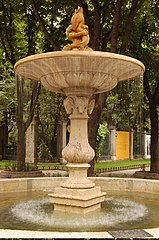 Four Fountains, Madrid
