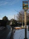 Cudham Village Sign - geograph.org.uk - 2196581.jpg