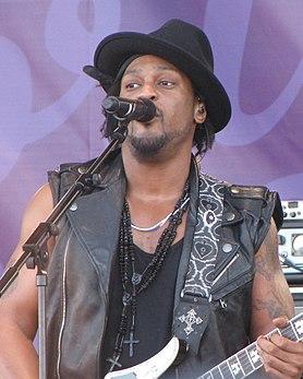 DAngelo American recording artist; musician, songwriter