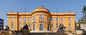 Debrecen - Image: Déri Múzeum (5226. számú műemlék) 2