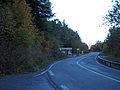 D 954 - Le Sauze-du-Lac LDC Route vers Barcelonnette 2014-10-18.JPG